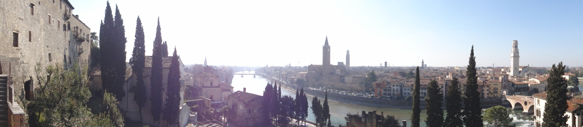 From Verona, with love...