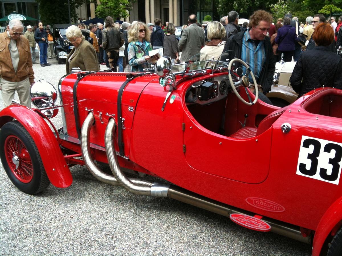 Oldtimer Classic Car Show