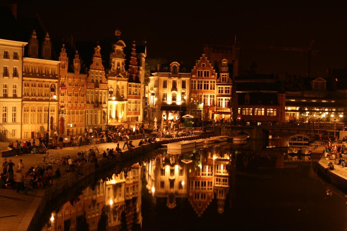 Ghent, Belgium - Medieval Manhattan